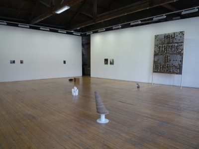 Frontier, installation view