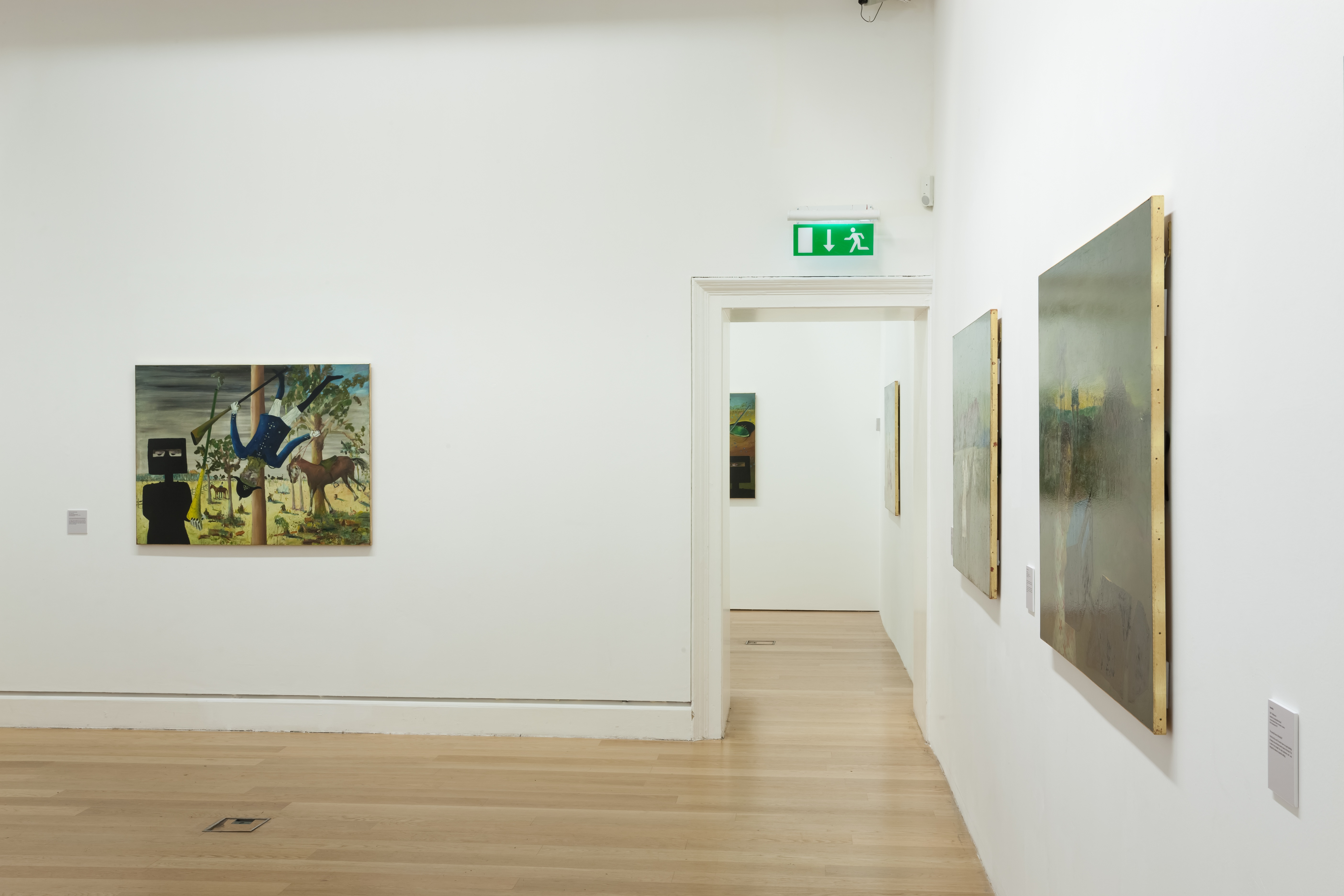 Sidney Nolan Installation view