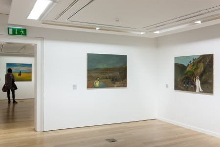Sidney Nolan Installation view