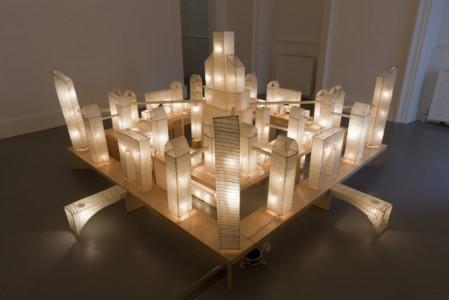Carlos Garaicoa, Installation