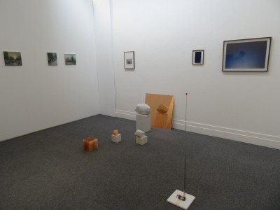 Vue, installation view