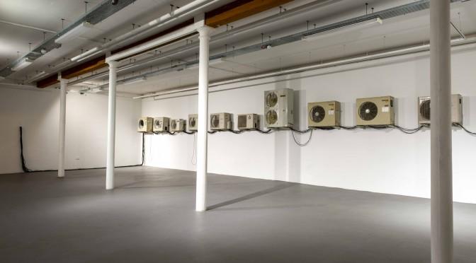 Installation view, Ima Abasi Okon