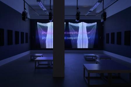 Elizabeth Price, installation image, courtesy of the artist